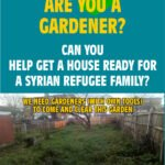 Can You Help? Gardener Required.
