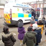 NUI Pre-school Learn About Emergency Services