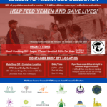 Waltham Forest To Yemen Food Collection Appeal!