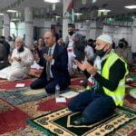 (Speech) Palestinian Ambassador To The UK Visits Waltham Forest